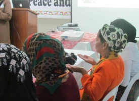 A Consultation-Workshop: The Role of Women in Peace and Security